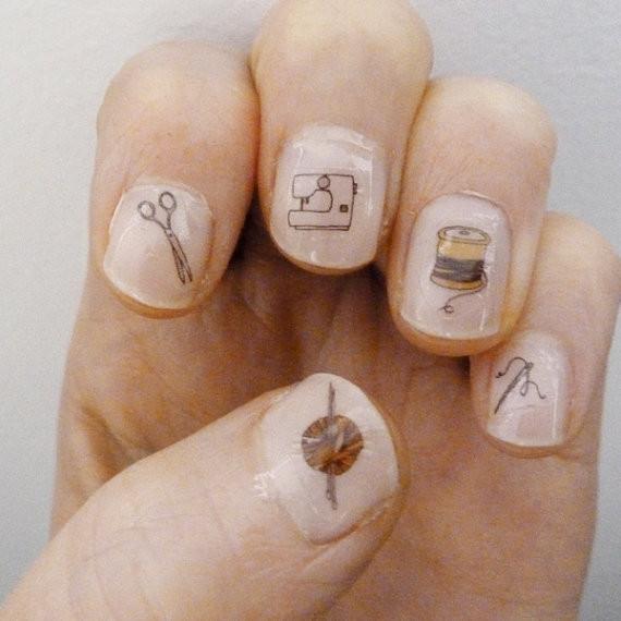 Другой nail art. Изображение № 2.