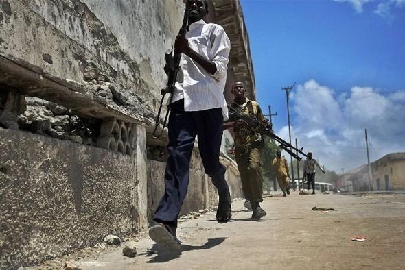 Сомали: война вфотографиях. Изображение № 11.