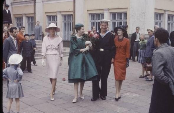 1959 г. Christian Dior в СССР. Изображение № 18.