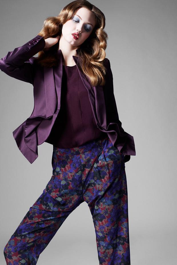 Показаны новые лукбуки Balenciaga, Chanel и Zac Posen. Изображение № 46.