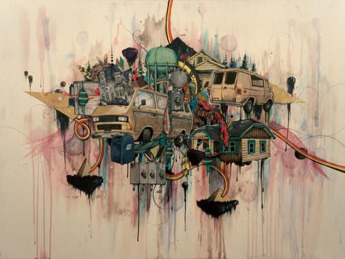 Новые имена: 30 художников, которых будут обсуждать в 2012-м. Изображение № 191.