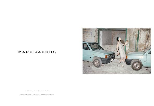 Кампания: Marc Jacobs SS 2012. Изображение № 4.
