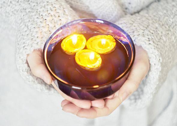 Ореховые свечи. Изображение № 9.