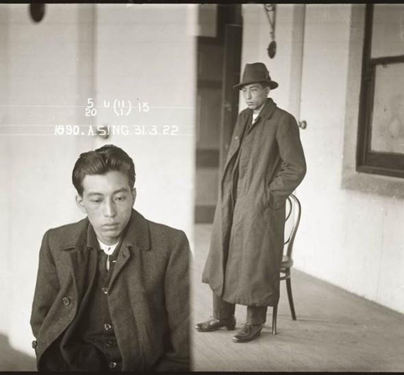 Фотографии американских гангстеров начала 20 века. Изображение № 5.