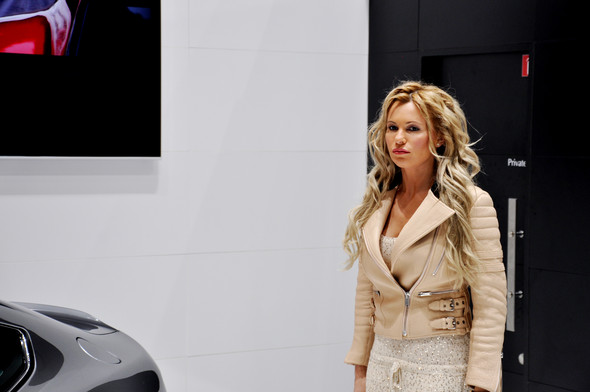 Natalia Freidina at 82nd Geneva International Motor Show. Изображение № 5.