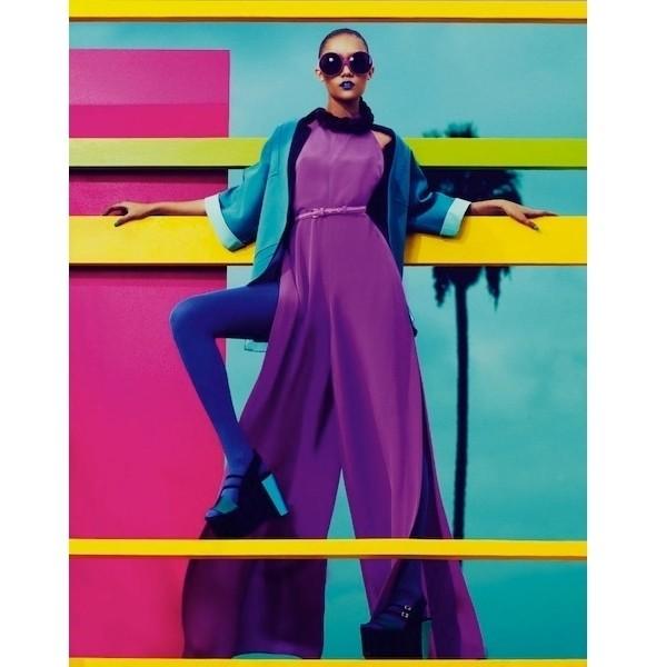 Изображение 3. Съемки: Love, Purple Fashion, Vogue и другие.. Изображение № 9.
