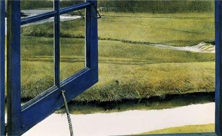 Andrew Wyeth- живопись длясозерцания иразмышления. Изображение № 38.