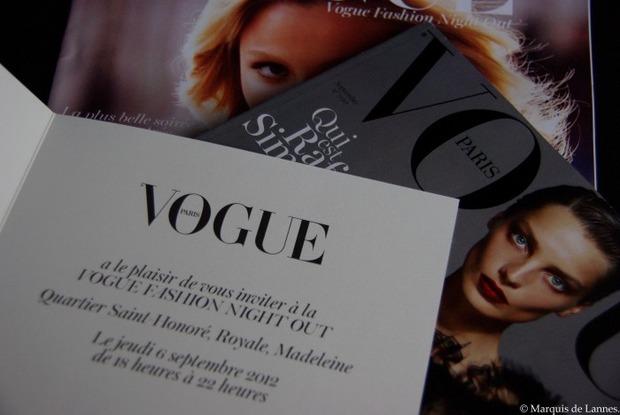 Fashion Night Out Vogue в Париже. Изображение № 2.
