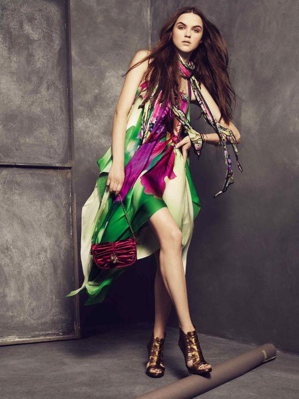 Изображение 13. Roberto Cavalli Lookbook Spring 2011.. Изображение № 13.