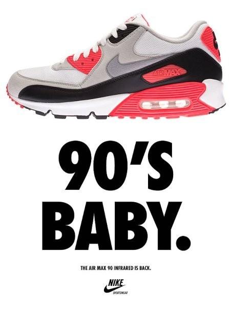 Nike Air Max 90 - 20 лет. Изображение № 19.