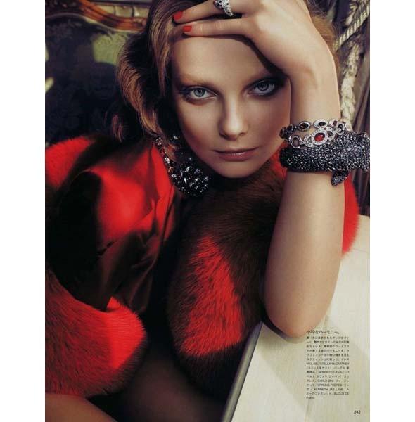 5 новых съемок: Contributor, Exit, Viva!Moda, Vogue, Wu. Изображение № 29.