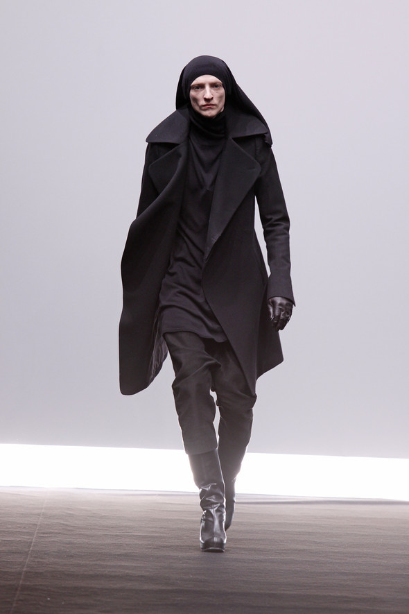 Rick Owens Fall Winter 2009 2010. Изображение № 28.