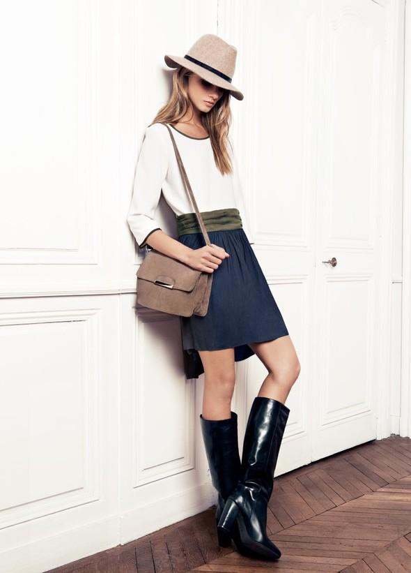 Лукбуки: H&M, Free People, Mango и Zara. Изображение № 45.