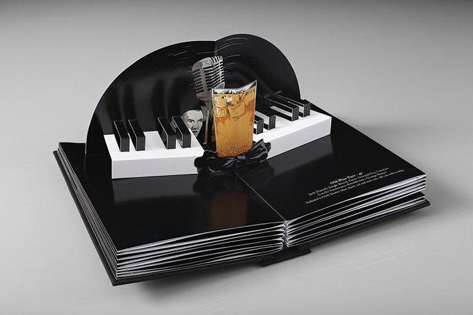 Для бара Savoy создали «трехмерное» коктейльное меню. Изображение № 6.