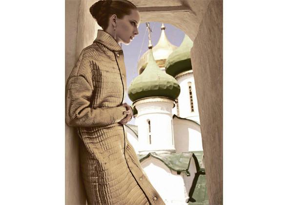 Дарья Строкоус для российского Vogue, декабрь 2011. Изображение № 151.