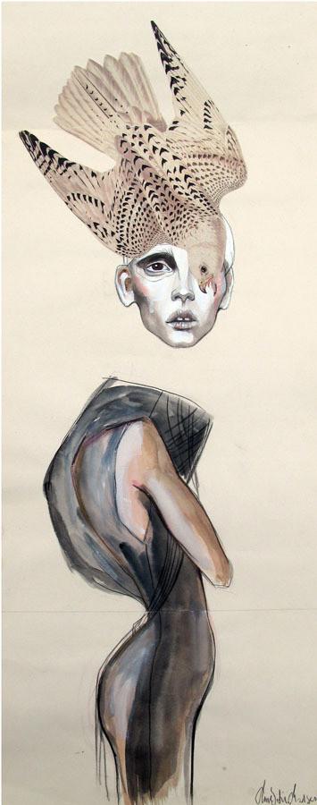 Изображение 13. Fashion-иллюстрационация от Anne Sofie Madsen.. Изображение № 13.