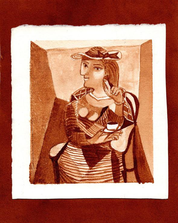 Coffee Art. Изображение № 16.