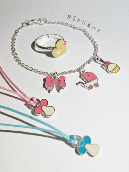 Изображение 5. Charm bracelet от Саши Кузьмичевой.. Изображение № 5.