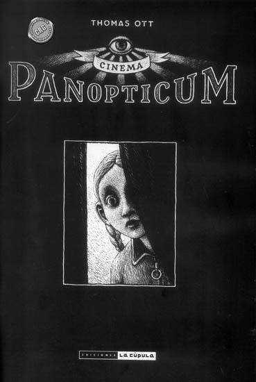 «Паноптикум» Томаса Отта. Изображение № 1.