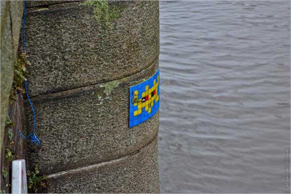 Стрит-арт и граффити Амстердама, Нидерланды. Изображение № 3.