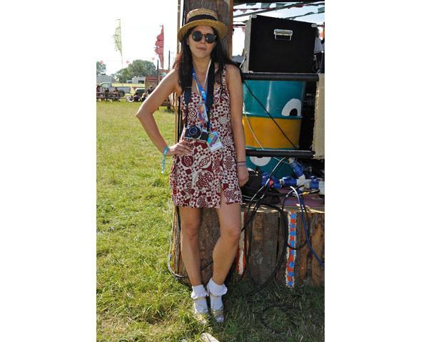 Люди на фестивале Glastonbury. Изображение № 13.