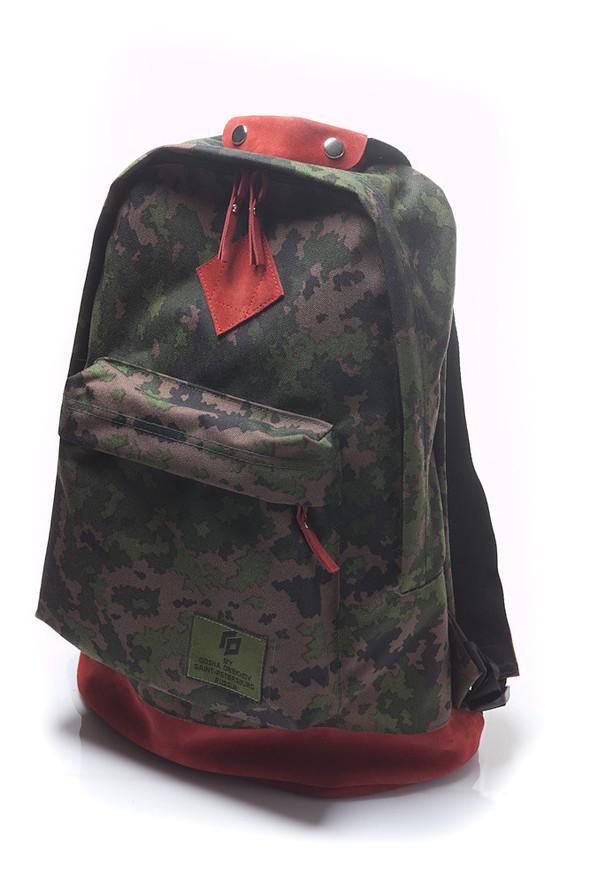 GOOD LOCAL — специальная серия рюкзаков Гоши Орехова. Изображение № 5.