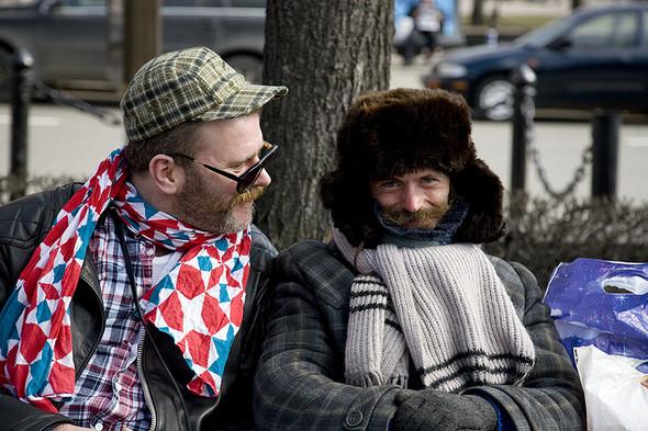 Один день в Москве: Марк Элей. Изображение № 8.