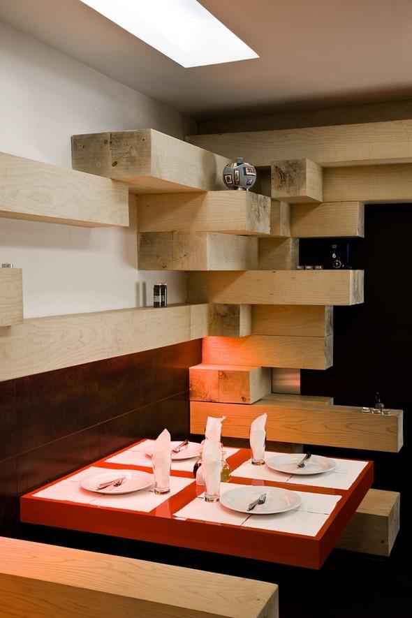 Место есть: Новые рестораны в главных городах мира. Изображение № 47.