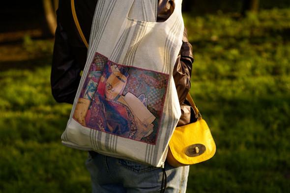 Эко-сумки – решение дляотпуска от[, DEVOU'TI:]. Изображение № 2.