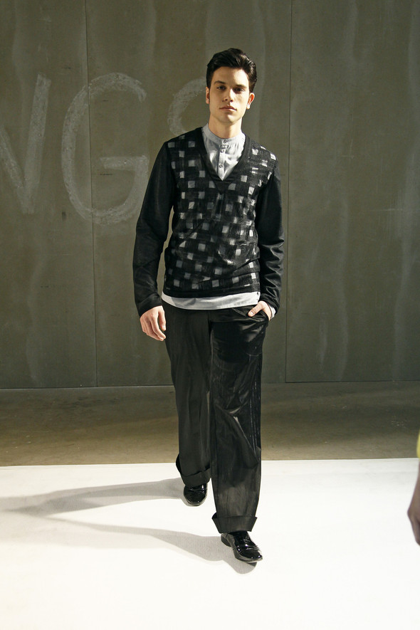 Berlin Fashion Week A/W 2012: Sebastian Ellrich. Изображение № 10.