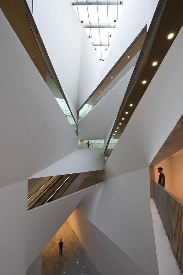 Гиперболический параболоид: новое слово в музейном строительстве. Изображение № 11.