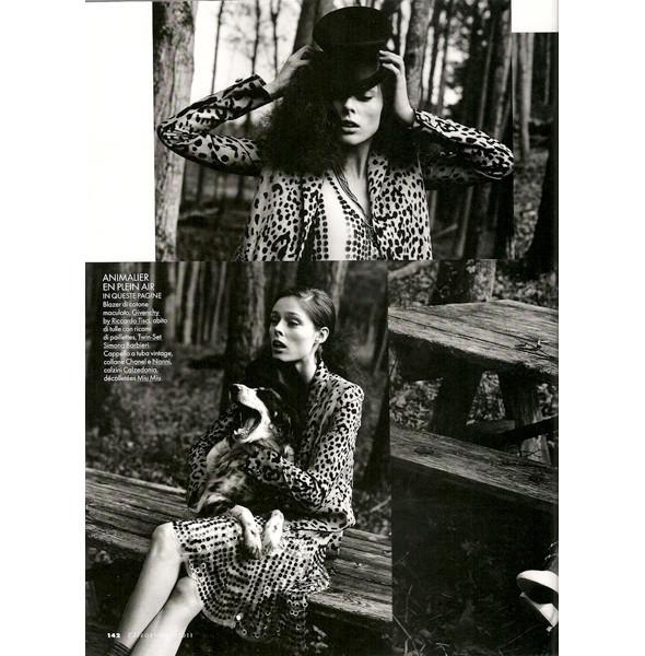 Новые съемки: i-D, Vogue, The Gentlewoman и другие. Изображение № 15.