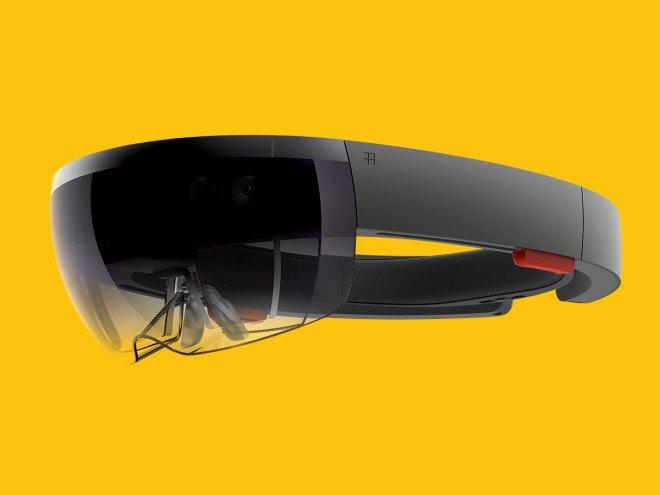 Microsoft представила устройство дополненной реальности HoloLens. Изображение № 1.