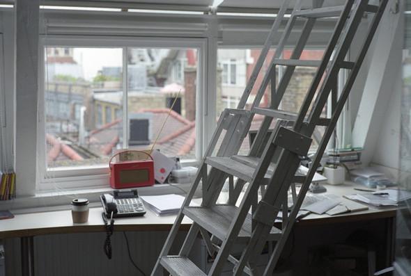 Офис продакшн компании Partizan, Лондон. Изображение № 12.