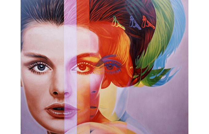 Richard Phillips, Spectrum, 1998. Изображение № 8.