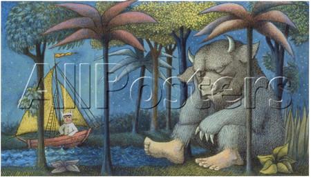 Гдеживут дикие звери?. Изображение № 7.