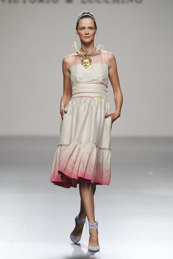 Madrid Fashion Week SS 2012: Victorio & Lucchino. Изображение № 5.
