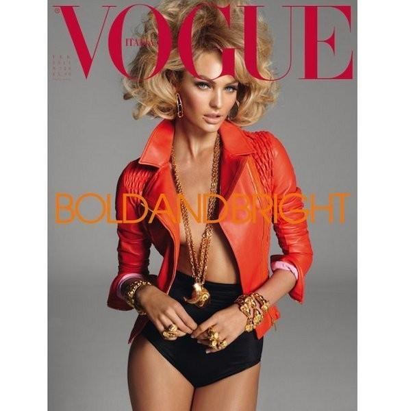 Изображение 7. Обложки Vogue: Британия, Австралия и другие.. Изображение № 5.