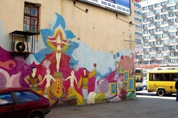 Граффити Петербурга. Изображение № 25.