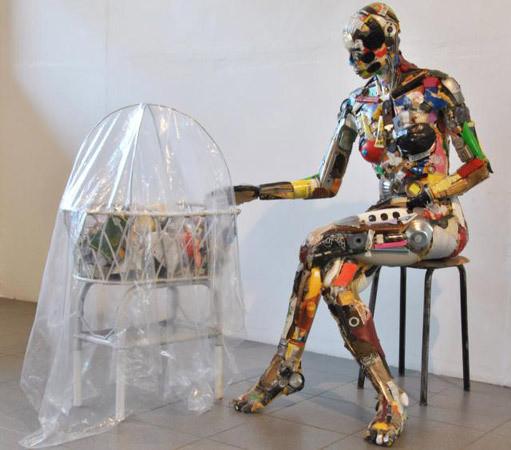 Изображение 23. 14 современных скульпторов.. Изображение № 22.