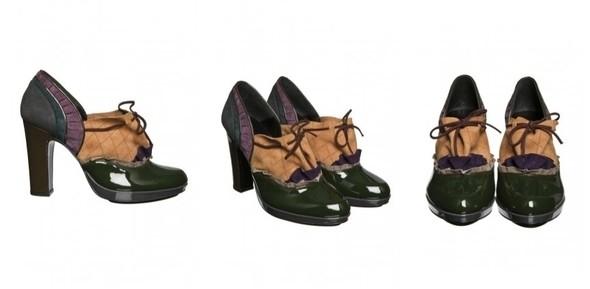 Изображение 17. KRON by KronKron: исландская обувь.. Изображение № 17.