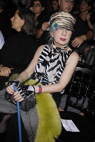 Анна Пьяджи. Модный гардероб. Изображение № 22.