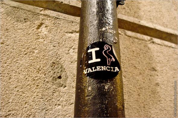 Стрит-арт и граффити Валенсии, Испания. Изображение № 19.