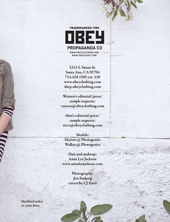Изображение 144. Obey в России.. Изображение № 45.