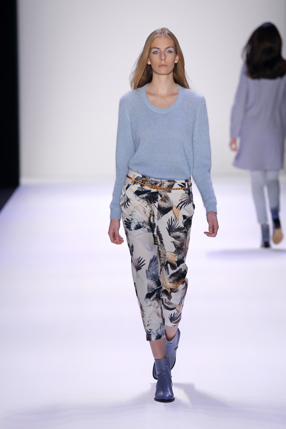 Berlin Fashion Week A/W 2012: Lala Berlin. Изображение № 5.
