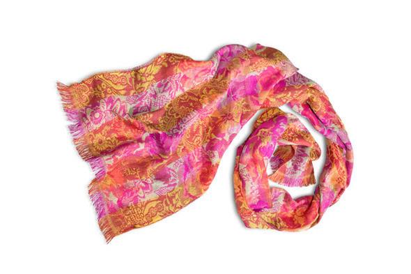 Изображение 3. Kenzo выпускают юбилейную коллекцию шарфов.. Изображение № 6.