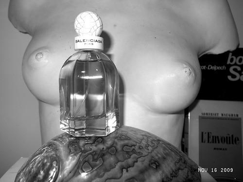 Ждали идождались: духи Balenciaga. Изображение № 1.