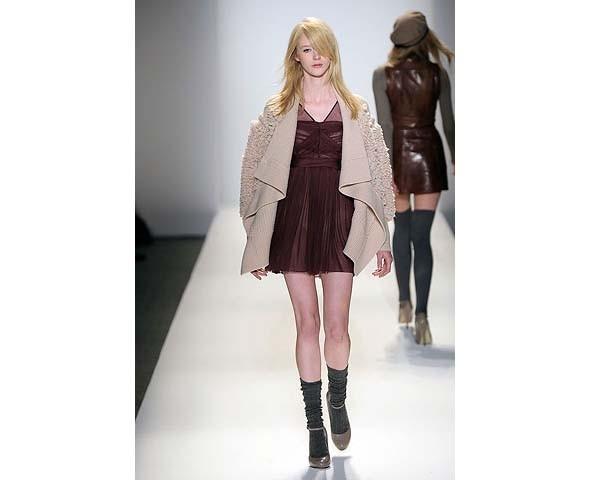 Неделя моды в Нью-Йорке: второй день. Изображение № 46.