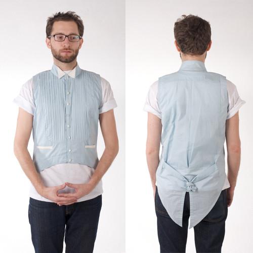 Рубашка by Nadia Aprel, 600 р.. Изображение № 29.
