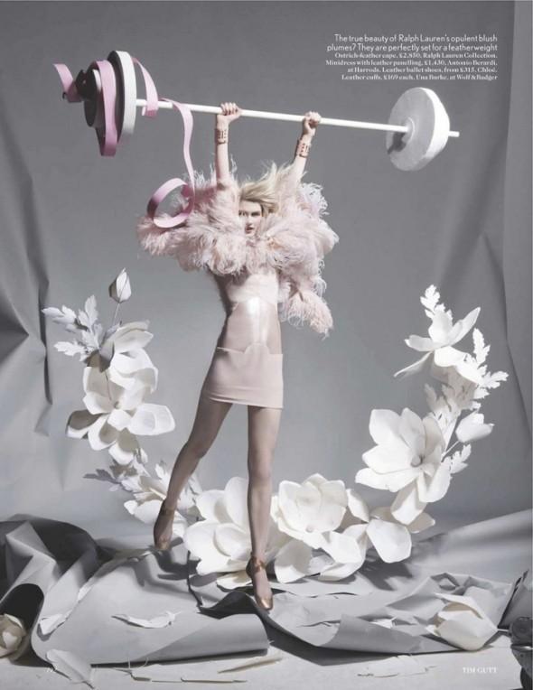 Съемки: Vogue, Elle, Tush и другие. Изображение № 3.